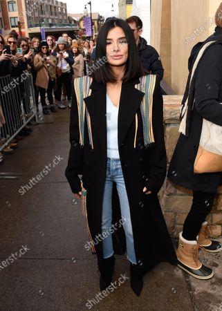 Editorial image of Celebrity Sightings around Park City, Sundance Film Festival, Park City, USA - 25 Jan 2020