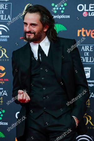 Editorial picture of Goya Awards, Malaga, Spain - 25 Jan 2020