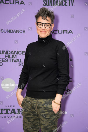 "Editorial picture of 2020 Sundance Film Festival - ""Shirley"" Premiere, Park City, USA - 25 Jan 2020"