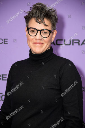 "Editorial image of 2020 Sundance Film Festival - ""Shirley"" Premiere, Park City, USA - 25 Jan 2020"