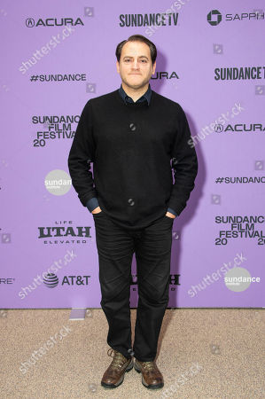 """Michael Stuhlbarg attends the premiere of """"Shirley"""" at the Eccles Theatre during the 2020 Sundance Film Festival, in Park City, Utah"""