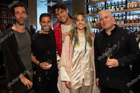 Editorial image of Friends 'N' Family 23 Host Brunch at Wally's Beverly Hills, Los Angeles - 25 Jan 2020