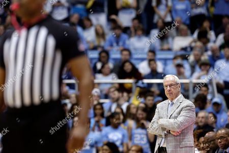 Editorial picture of Miami North Carolina Basketball, Chapel Hill, USA - 25 Jan 2020