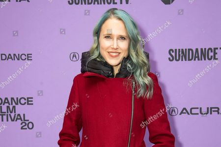 "Editorial photo of 2020 Sundance Film Festival - ""Shirley"" Premiere, Park City, USA - 25 Jan 2020"