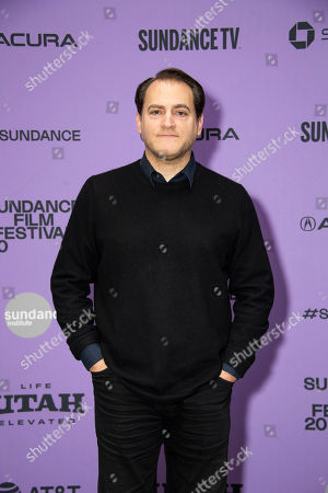 "Editorial picture of 2020 Sundance Film Festival - ""Shirley"" Premiere, Park City, USA - 25 Jan 2020"