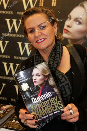 Editorial photo of Kimberley Chambers 'Queenie' book signing, Essex, UK - 25 Jan 2020