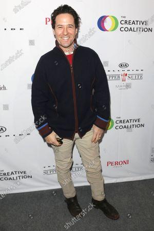 Editorial image of The Creative Coalition Spotlight Initiative Gala Awards Dinner, Arrivals, Sundance Film Festival, Park City, USA - 25 Jan 2020