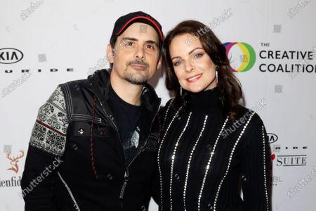 Brad Paisley and Kimberly Williams-Paisley