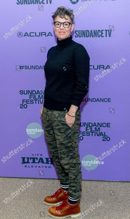 Editorial photo of 'Shirley' film premiere, Arrivals, Sundance Film Festival, Eccles Theater, Park City, USA - 25 Jan 2020