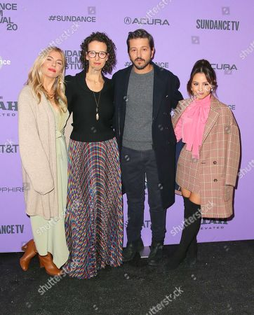 Editorial image of 'Wander Darkly' film premiere, Arrivals, Sundance Film Festival, Park City, USA - 25 Jan 2020