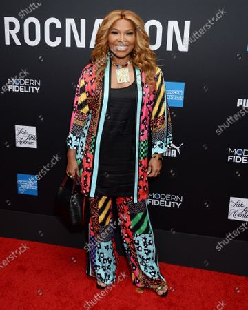 Stock Picture of Mona Scott-Young