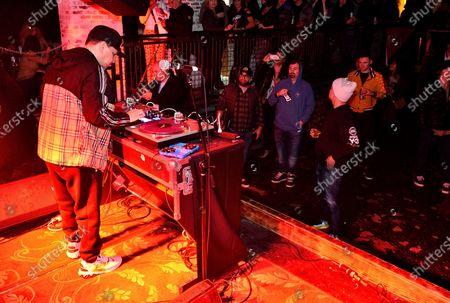 Mixmaster Mike