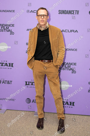 """Paul Bettany attends the premiere of """"Uncle Frank"""" at the Eccles Theatre during the 2020 Sundance Film Festival, in Park City, Utah"""