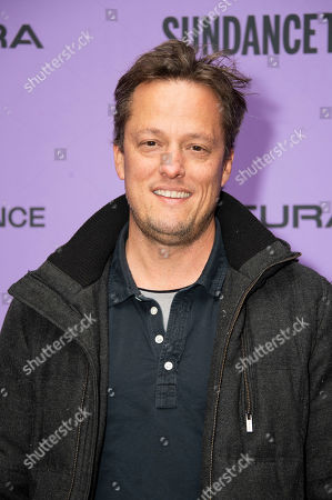 """Stock Image of Nathan Barr attends the premiere of """"Uncle Frank"""" at the Eccles Theatre during the 2020 Sundance Film Festival, in Park City, Utah"""