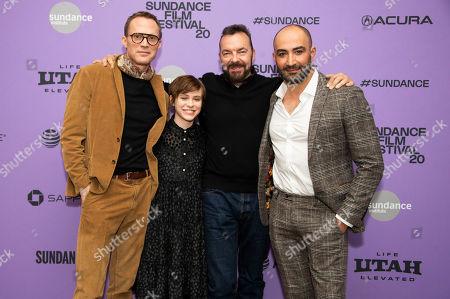 "Editorial picture of 2020 Sundance Film Festival - ""Uncle Frank"" Premiere, Park City, USA - 25 Jan 2020"