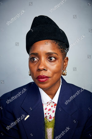 "Editorial picture of 2020 Sundance Film Festival - ""Zola"" Portrait Session, Park City, USA - 25 Jan 2020"