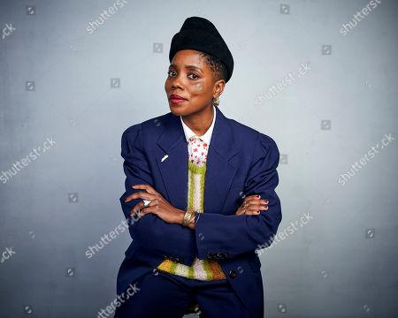 "Editorial image of 2020 Sundance Film Festival - ""Zola"" Portrait Session, Park City, USA - 25 Jan 2020"