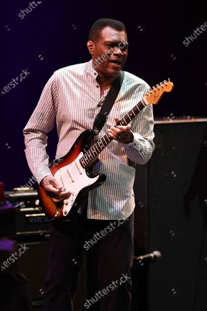 Stock Picture of Robert Cray
