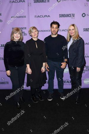 Editorial image of 'Into the Deep' film premiere, Arrivals, Sundance Film Festival, Park City, USA - 24 Jan 2020