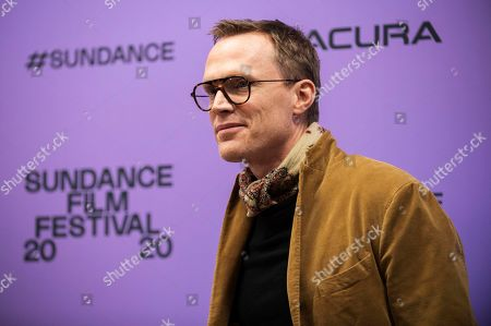 """Stock Image of Paul Bettany attends the premiere of """"Uncle Frank"""" at the Eccles Theatre during the 2020 Sundance Film Festival, in Park City, Utah"""