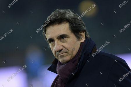 Urbano Cairo, the President of Torino FC