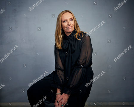"Toni Collette poses for a portrait to promote the film ""Dream Horse"" at the Music Lodge during the Sundance Film Festival, in Park City, Utah"