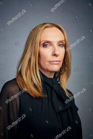 "Stock Photo of Toni Collette poses for a portrait to promote the film ""Dream Horse"" at the Music Lodge during the Sundance Film Festival, in Park City, Utah"