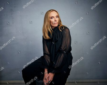"Stock Picture of Toni Collette poses for a portrait to promote the film ""Dream Horse"" at the Music Lodge during the Sundance Film Festival, in Park City, Utah"