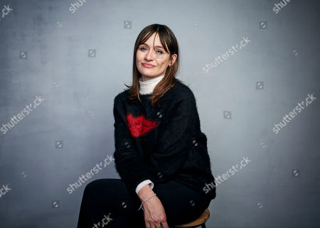 """Emily Mortimer poses for a portrait to promote the film """"Relic"""" at the Music Lodge during the Sundance Film Festival, in Park City, Utah"""