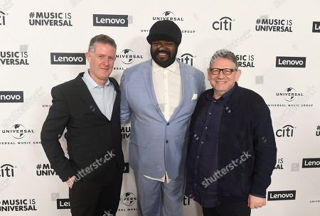 Editorial photo of Sir Lucian Grainge's 2020 Artist Showcase Presented By Citi and Lenovo, Los Angeles, USA - 25 Jan 2020