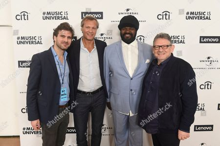 Editorial picture of Sir Lucian Grainge's 2020 Artist Showcase Presented By Citi and Lenovo, Los Angeles, USA - 25 Jan 2020