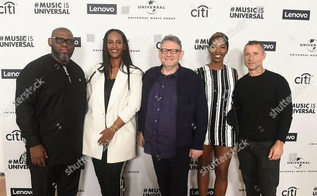 Editorial image of Sir Lucian Grainge's 2020 Artist Showcase Presented By Citi and Lenovo, Los Angeles, USA - 25 Jan 2020
