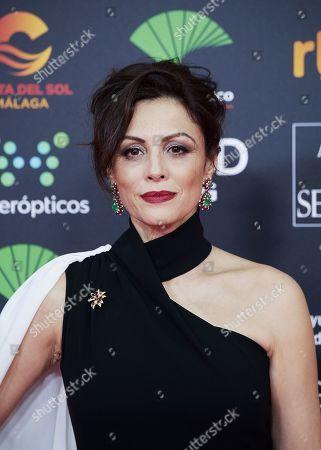 Editorial image of 34th Goya Awards, Jose Maria Martin Carpena Sports Palace, Malaga, Spain - 25 Jan 2020