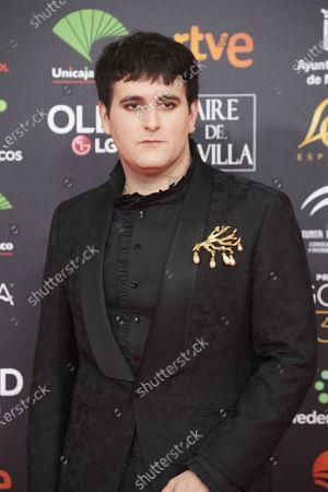 Stock Image of Alejando Alejandro Gomez Palomo