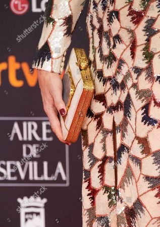Editorial photo of 34th Goya Awards, Jose Maria Martin Carpena Sports Palace, Malaga, Spain - 25 Jan 2020