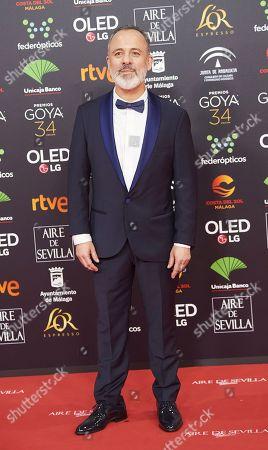 Stock Picture of Javier Gutierrez