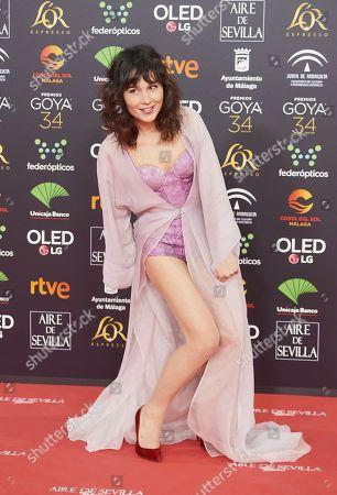 Stock Photo of Nadia de Santiago