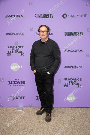 """Stephen Root attends the premiere of """"Four Good Days"""" at the Eccles Theatre during the 2020 Sundance Film Festival, in Park City, Utah"""