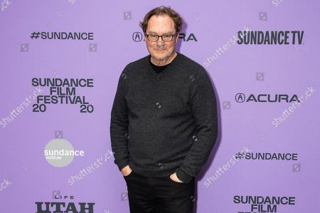 """Stock Image of Stephen Root attends the premiere of """"Four Good Days"""" at the Eccles Theatre during the 2020 Sundance Film Festival, in Park City, Utah"""