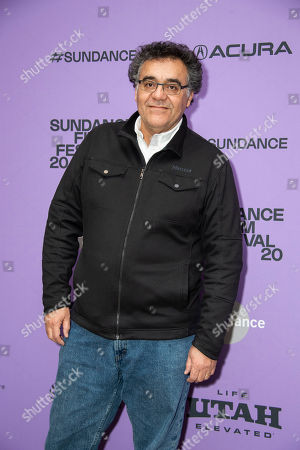"""Stock Photo of Rodrigo Garcia attends the premiere of """"Four Good Days"""" at the Eccles Theatre during the 2020 Sundance Film Festival, in Park City, Utah"""
