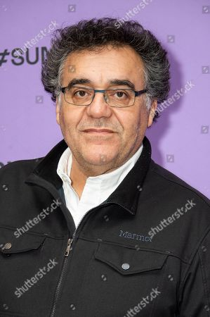 """Rodrigo Garcia attends the premiere of """"Four Good Days"""" at the Eccles Theatre during the 2020 Sundance Film Festival, in Park City, Utah"""