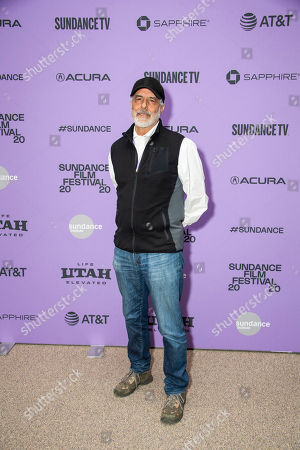 """Jon Avnet attends the premiere of """"Four Good Days"""" at the Eccles Theatre during the 2020 Sundance Film Festival, in Park City, Utah"""