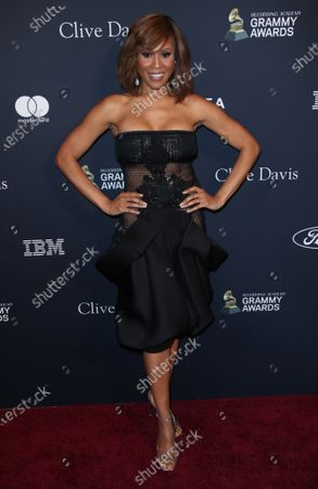 Editorial photo of Clive Davis' 2020 Pre-Grammy Gala, Arrivals, The Beverly Hilton, Los Angeles, USA - 25 Jan 2020