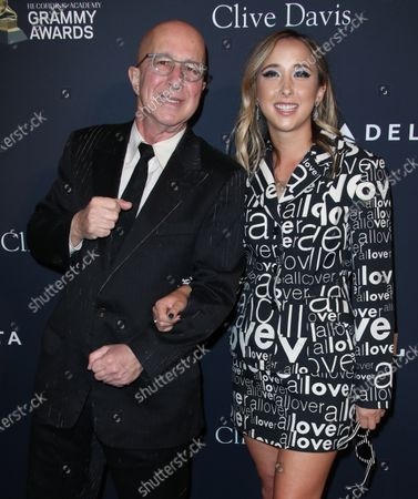 Paul Shaffer and Victoria Shaffer