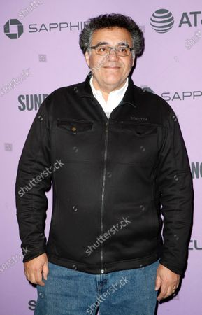 Columbian director Rodrigo Garcia arrives for the premiere of the film 'Four Good Days' at the 2020 Sundance Film Festival in Park City, Utah, USA, 25 January 2020. The festival runs from 22 January to 02 February 2020.