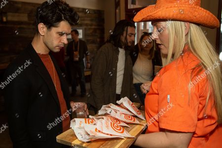 Stock Image of Ben Whishaw is seen at the Music Lodge during the Sundance Film Festival, in Park City, Utah