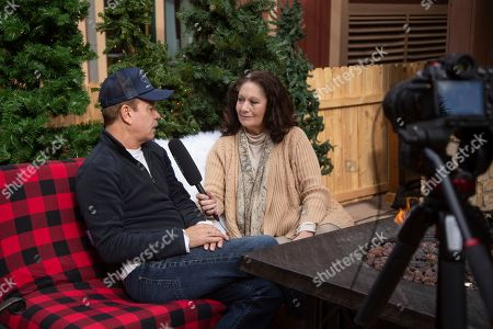 Stock Image of Paul Oakenfold is seen at the Music Lodge during the Sundance Film Festival, in Park City, Utah