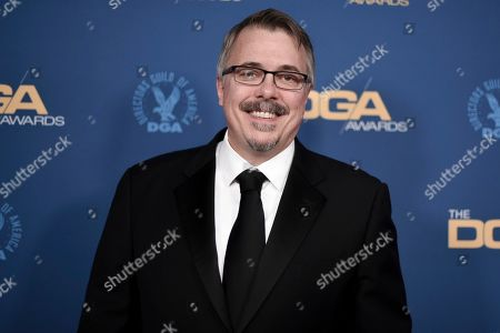 Vince Gilligan attends the 72nd Annual Directors Guild of America Awards at the Ritz-Carlton Hotel, in Los Angeles