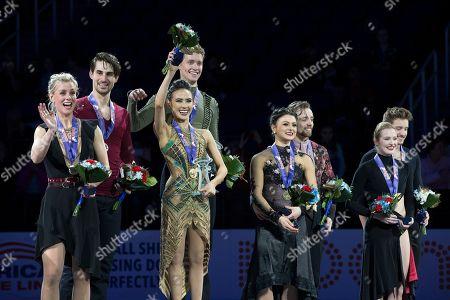 Editorial image of US Figure Skating Championships 2020, Greensboro, USA - 25 Jan 2020