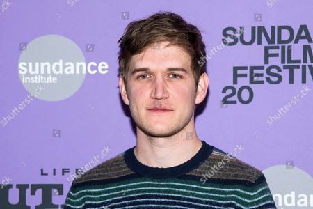 """Bo Burnham attends the premiere of """"Promising Young Woman"""" at the MARC theater during the 2020 Sundance Film Festival, in Park City, Utah"""